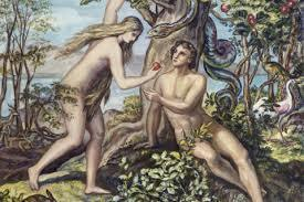 temptation of adam and eve