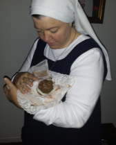 BABY MARY INSPIRE US IN SPIRITUAL CHILDHOOD!