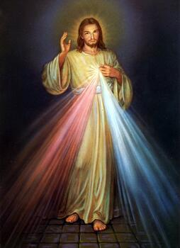 Without Divine Mercy I'd be Totally Depressed