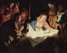 Advent Reflection: RESTING IN THE WOMB OF MARY WITH BABY JESUS