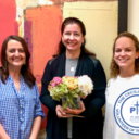 Allison Elko is the 2020 Cecilia Martin PTO Volunteer of the Year
