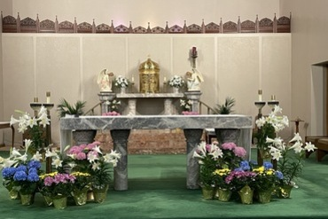 Join us for Holy Mass!