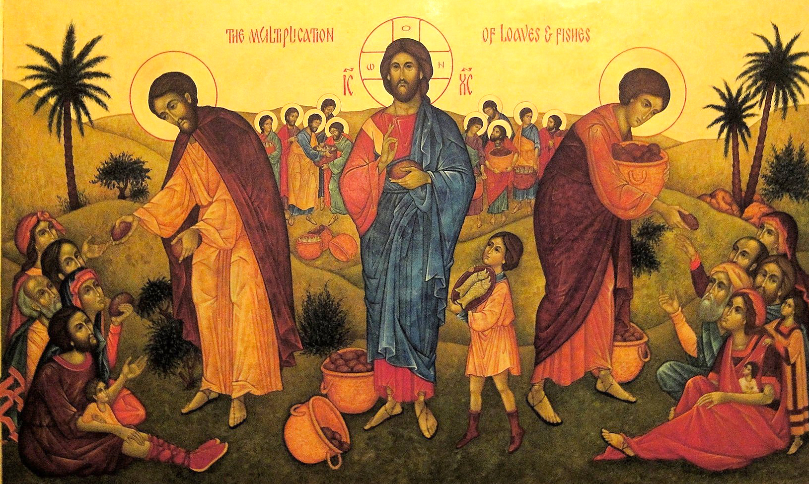 XVII Sunday in Ordinary Time