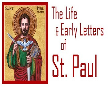 BIBLE STUDY Letters of St. Paul