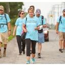 Pilgrims complete 40-mile trek from Erie to Detroit as a prayer of sacrifice, renewal