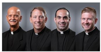 Newly Ordained Priests for Archdiocese of Detroit