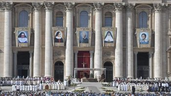 Five people are a step closer to sainthood