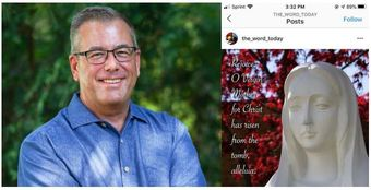 A camera, a Bible and a purpose: Father of two puts Scriptures into focus on Instagram