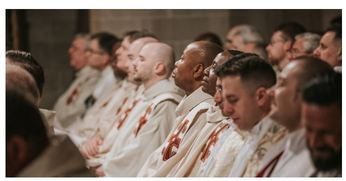 A year acceptable to the Lord: 48 priests celebrate 2,395 combined years of service