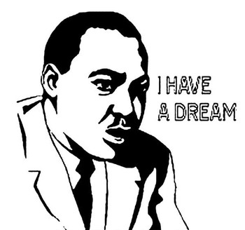 Martin Luther King Day-No School