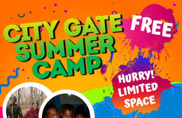 City Gate FREE Summer Camp for Kids!