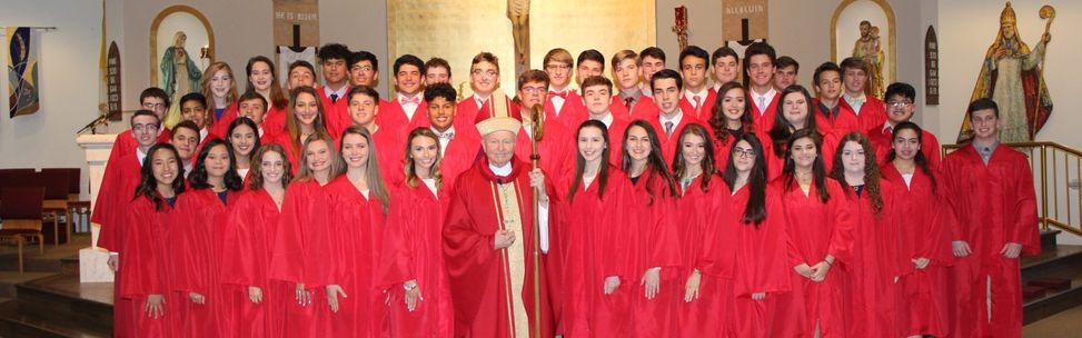 Confirmation with Bishop