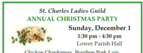 Ladies Guild Christmas Party