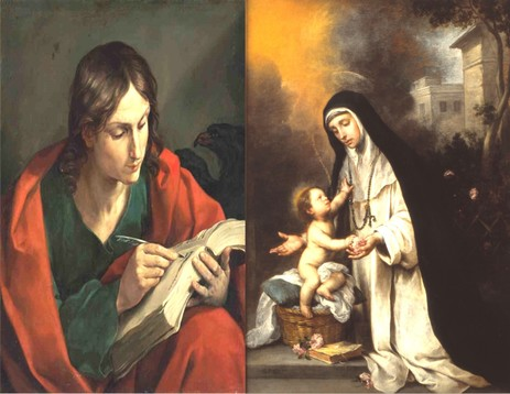 St. John the Evangelist & St. Rose of Lima