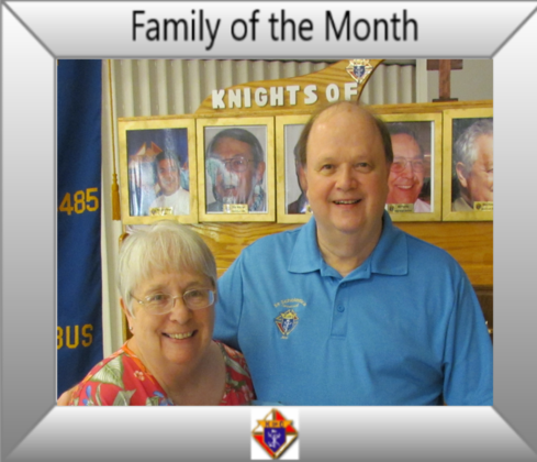 February Family of the Month - The Pogoreks