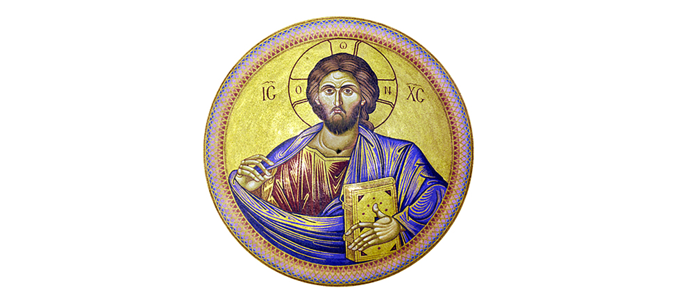 Christ the Pantocrator, Church of the Holy Sepulchre, Jersualem