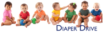 Culture of Life Ministry Diaper Drive