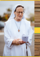 April Meeting - Sister Maria of the Trinity