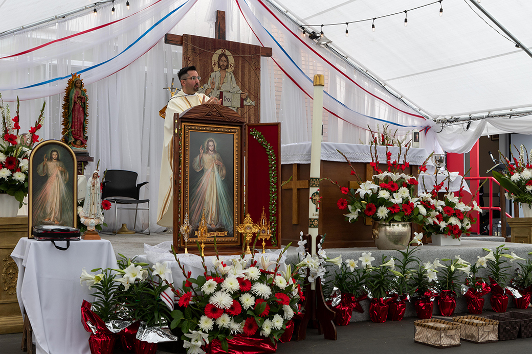"""Fifteenth Southern California Congress of Divine Mercy """"Family Saves the World"""""""