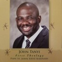 Thank you from John Tanyi