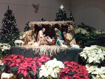Mass Schedule for Christmas and New Year's Day