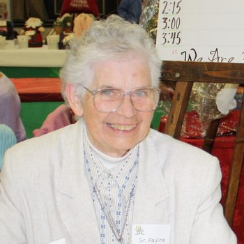 Celebration of Sr. Pauline Fortin's 65th Anniversary!