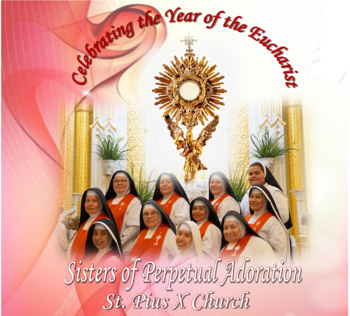 Celebrating the Year of the Eucharist