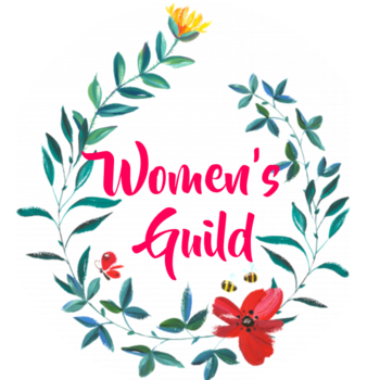 Join the Women's Guild! March 26th at 7 p.m.