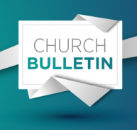 View our Bulletin!