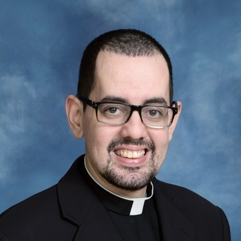 Father Rosado is leaving