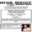 Herb Magee Basketball Camp