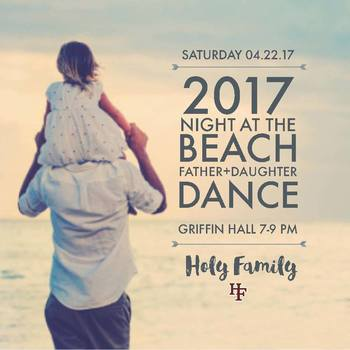 It's time to RSVP for our Annual Father/Daughter Dance! RSVP by 4/7!
