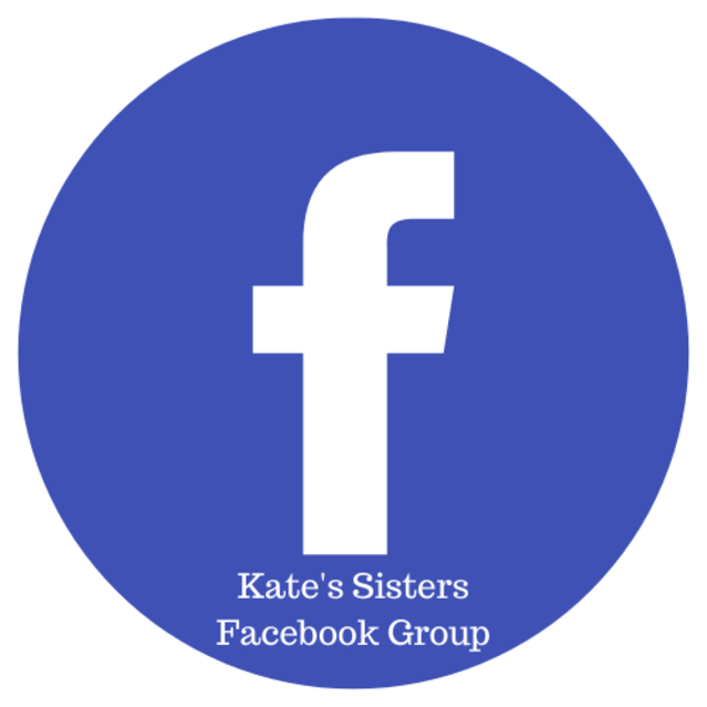 Kate's Sisters Facebook Group