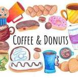 Coffee & Donuts after the 8am & 10am Masses