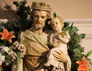 10am Mass, Consecration to St. Joseph Ceremony