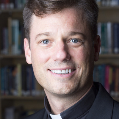 Fr. Marc Reeves, S.J., STL and D.Min