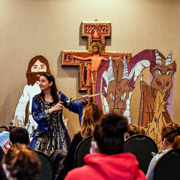 First Reconciliation Retreat