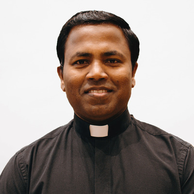 Father Chris Jesudhason