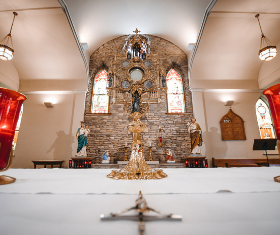 Open Adoration Hours