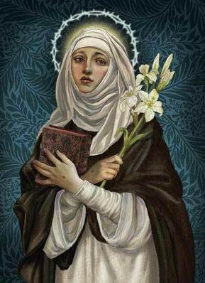 Saint Catherine is our Patron Saint.