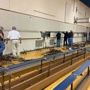 Bleacher Renovation Project