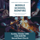 Middle School Bonfire - All 5th-8th Graders