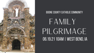 Pilgrimage to the Grotto