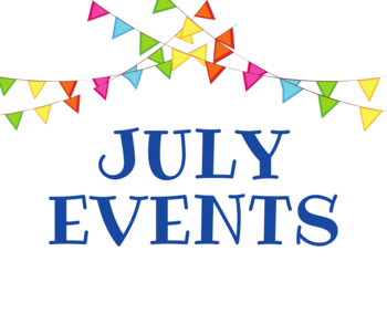 July Welcome Back Activities