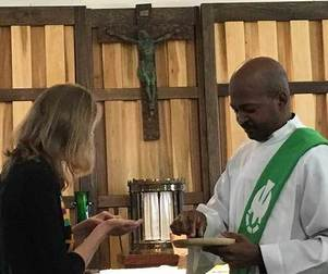 Racial Division and the Eucharist