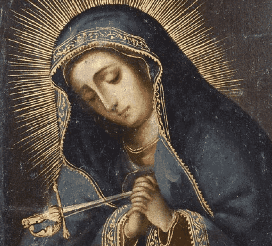 September: The Month of Mary, Mother of Sorrows