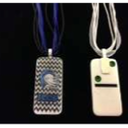 Click Here to see the ICCS Domino Necklace/Keychain Color Photos