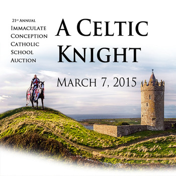 Annual Auction Fundraiser: A Celtic Knight