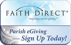 Faith Direct is an easy and convenient way to pay your tithe
