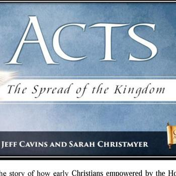 ACTS - Morning Bible Study (session 2)